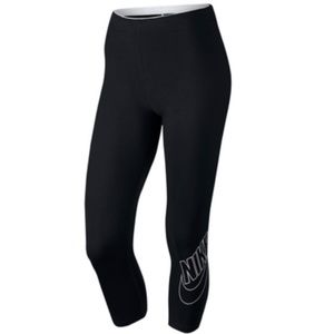 Nike Club Futura Logo Leggings